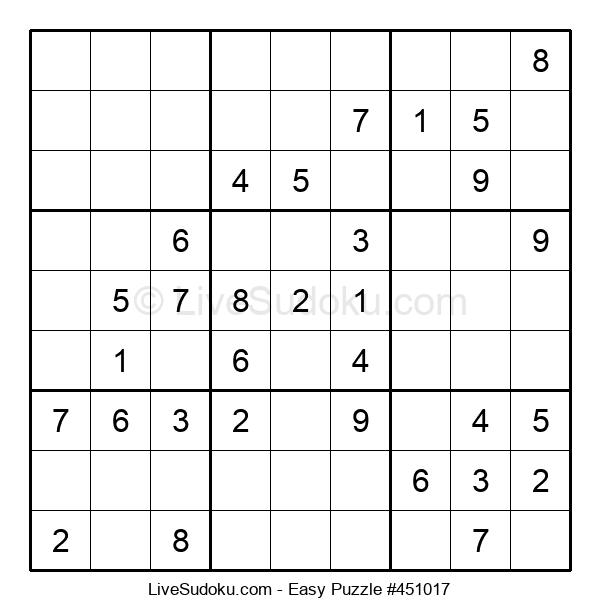 Beginners Puzzle #451017