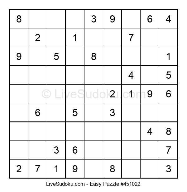 Beginners Puzzle #451022