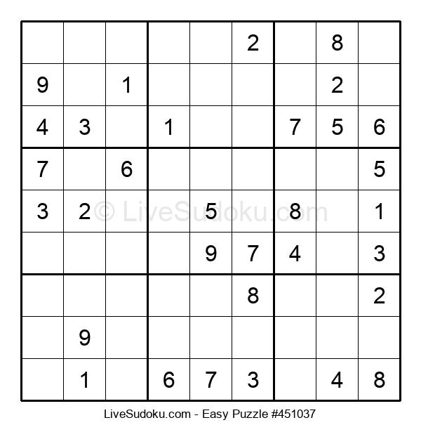 Beginners Puzzle #451037