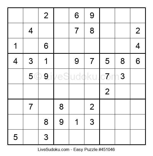 Beginners Puzzle #451046