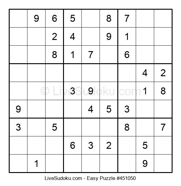 Beginners Puzzle #451050