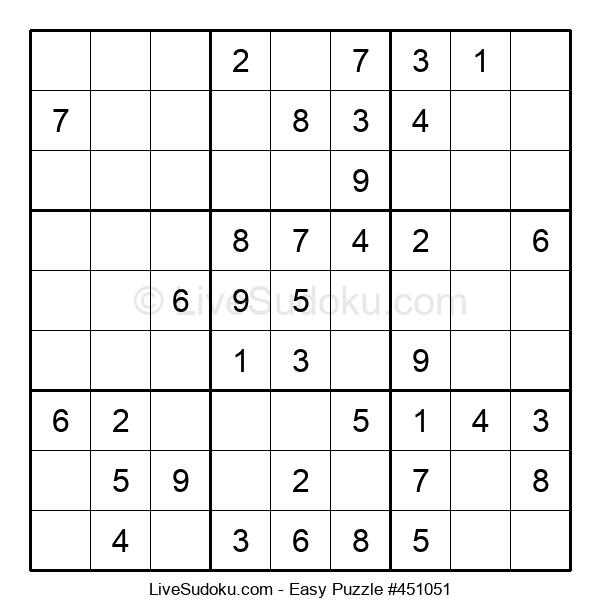 Beginners Puzzle #451051