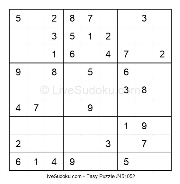 Beginners Puzzle #451052