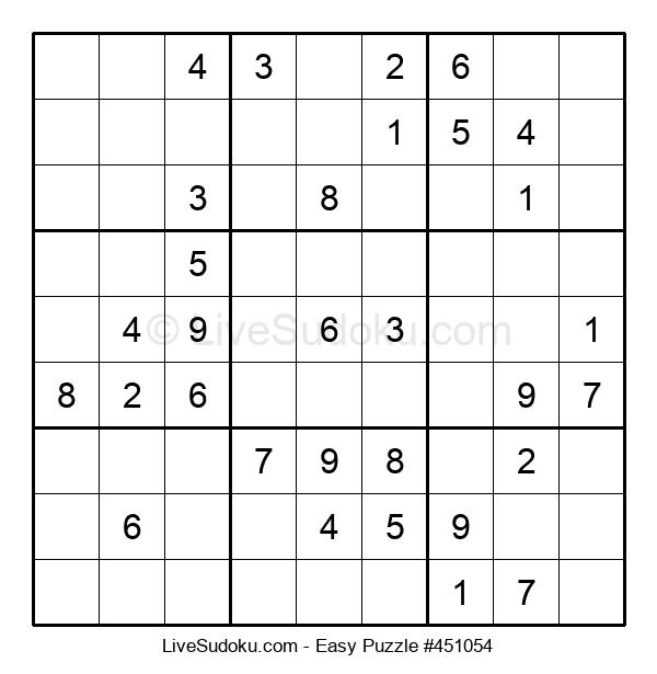 Beginners Puzzle #451054
