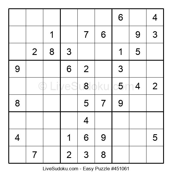 Beginners Puzzle #451061