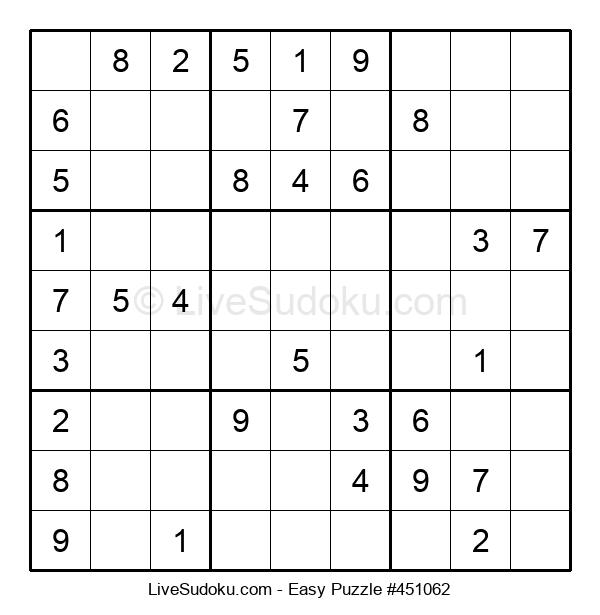 Beginners Puzzle #451062