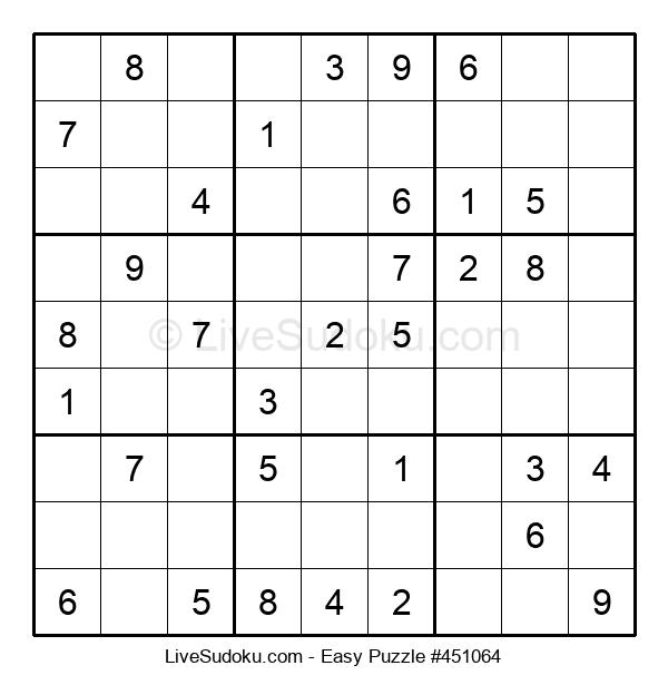 Beginners Puzzle #451064