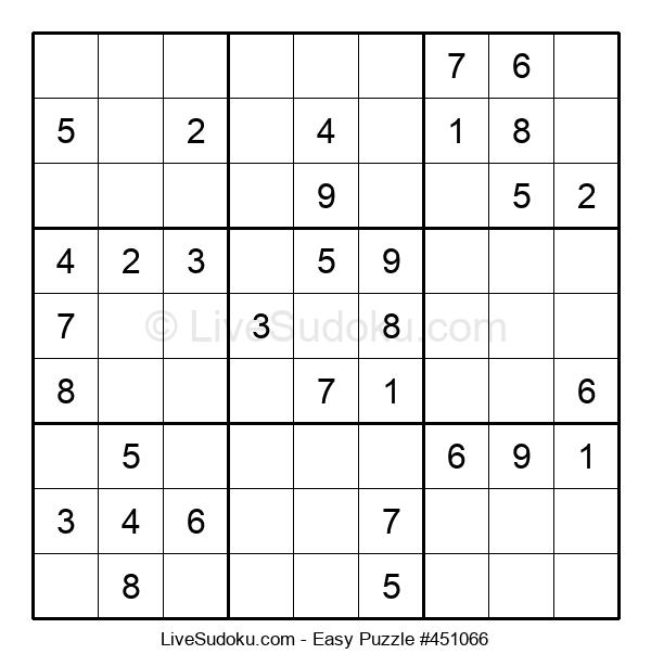 Beginners Puzzle #451066