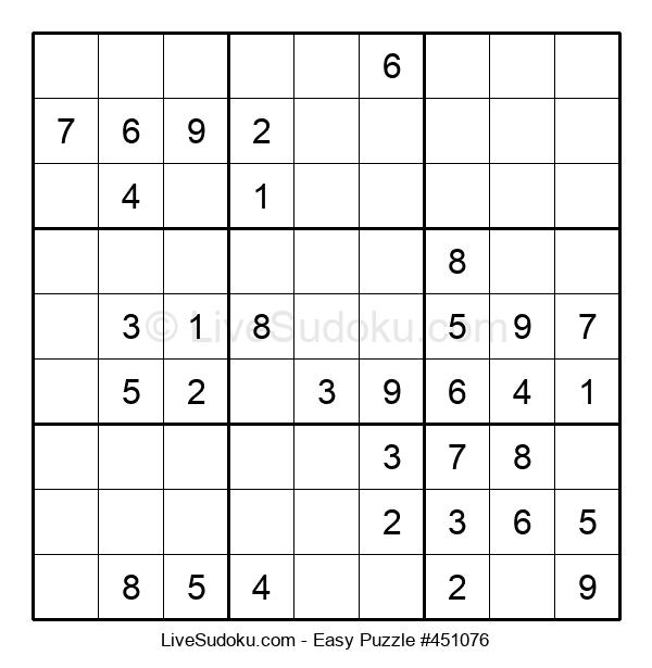 Beginners Puzzle #451076