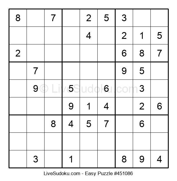 Beginners Puzzle #451086