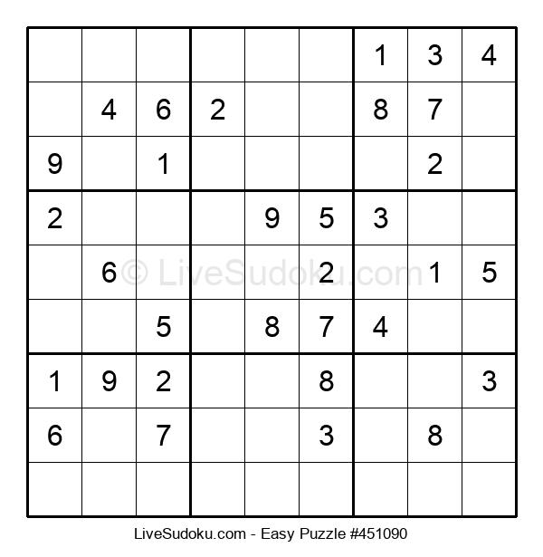Beginners Puzzle #451090