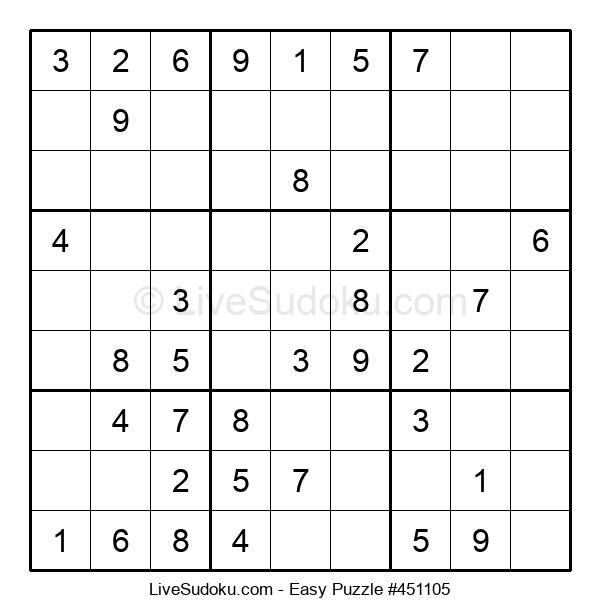 Beginners Puzzle #451105
