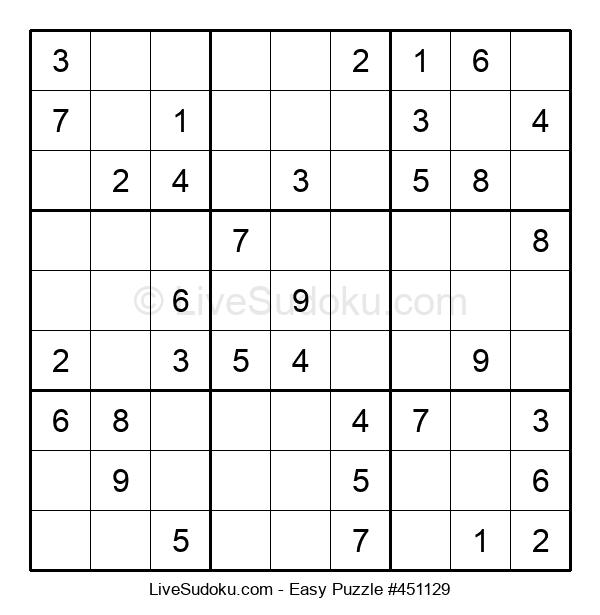 Beginners Puzzle #451129