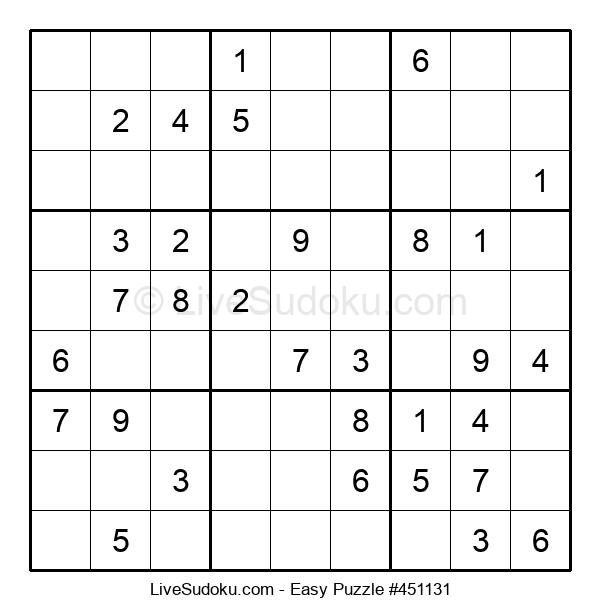 Beginners Puzzle #451131