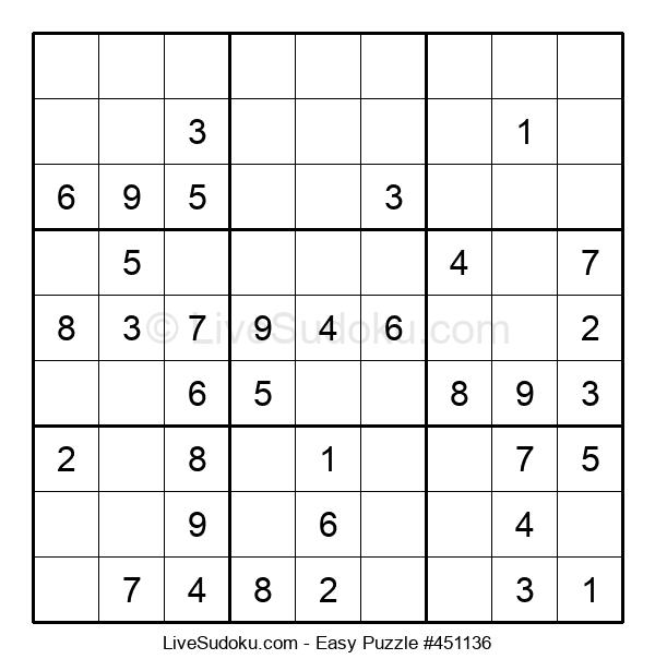 Beginners Puzzle #451136