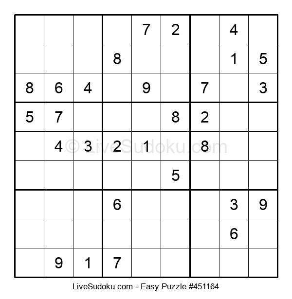 Beginners Puzzle #451164