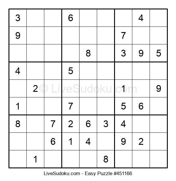 Beginners Puzzle #451166