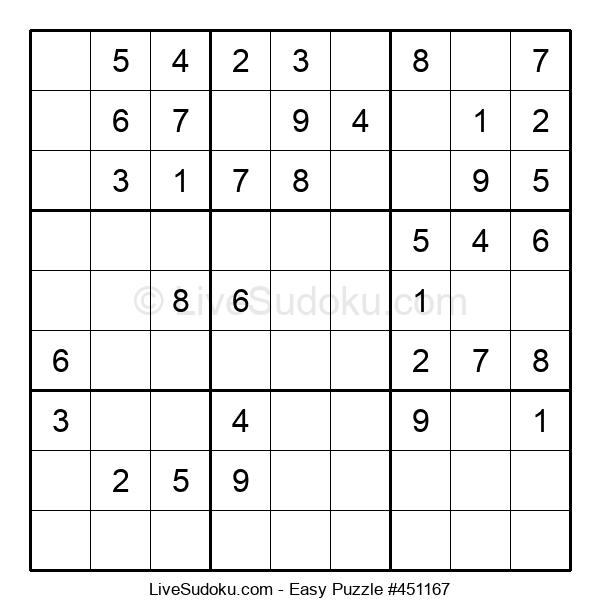 Beginners Puzzle #451167