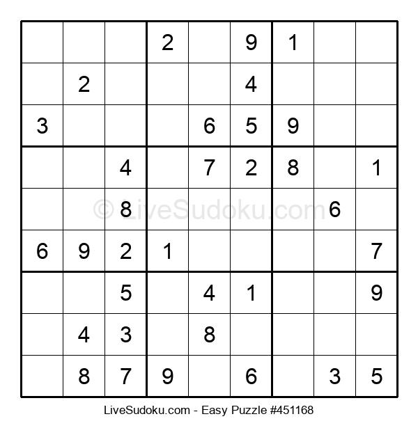 Beginners Puzzle #451168