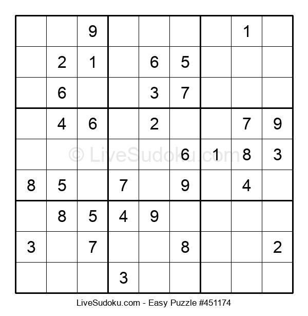 Beginners Puzzle #451174