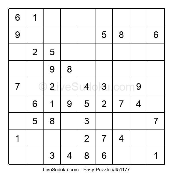 Beginners Puzzle #451177