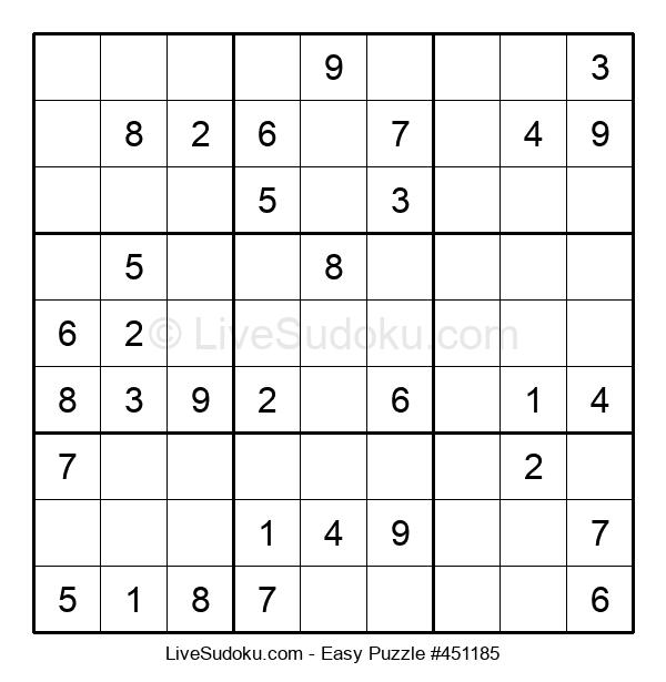 Beginners Puzzle #451185