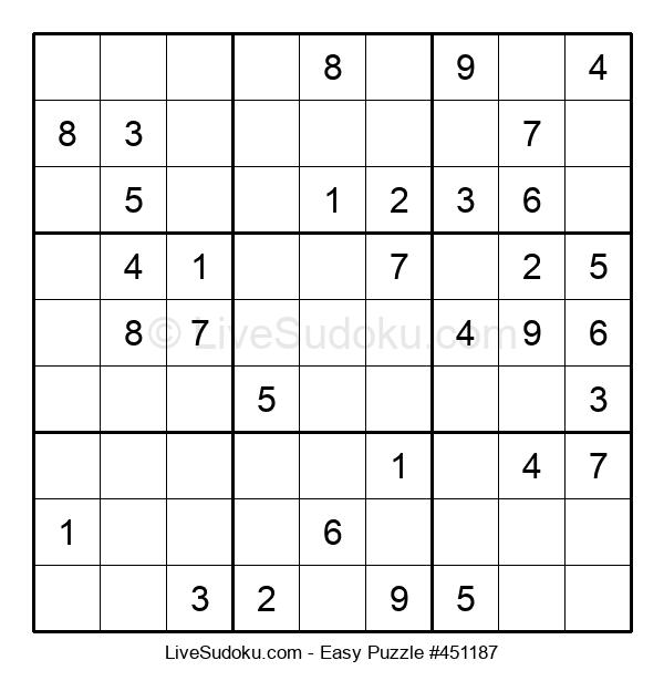 Beginners Puzzle #451187