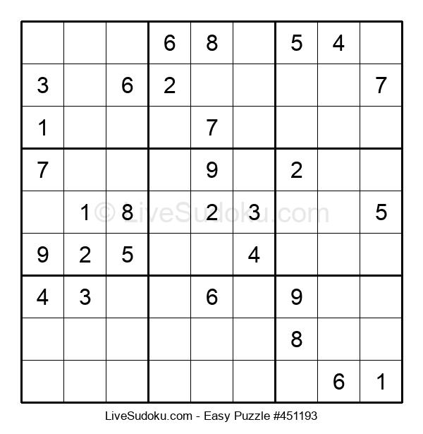 Beginners Puzzle #451193