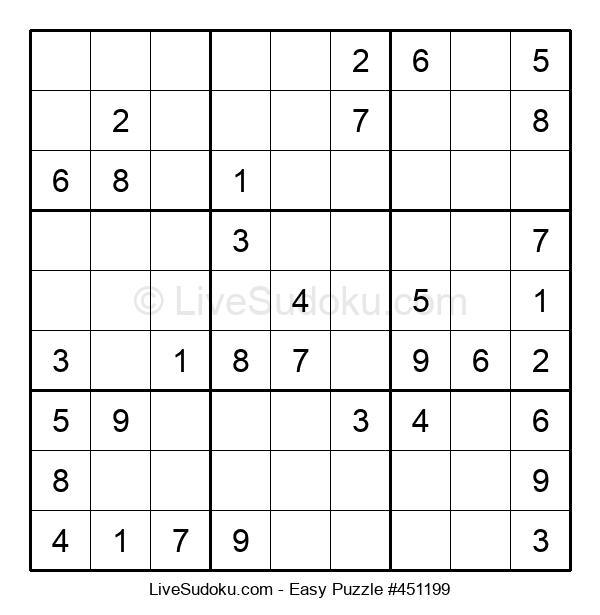 Beginners Puzzle #451199