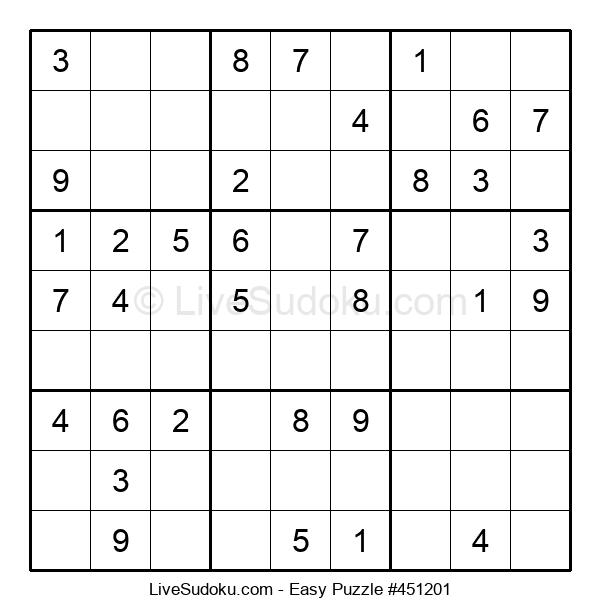 Beginners Puzzle #451201