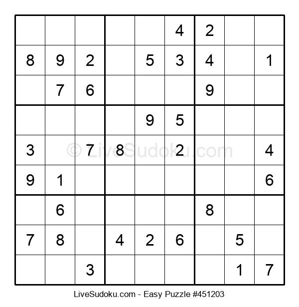Beginners Puzzle #451203