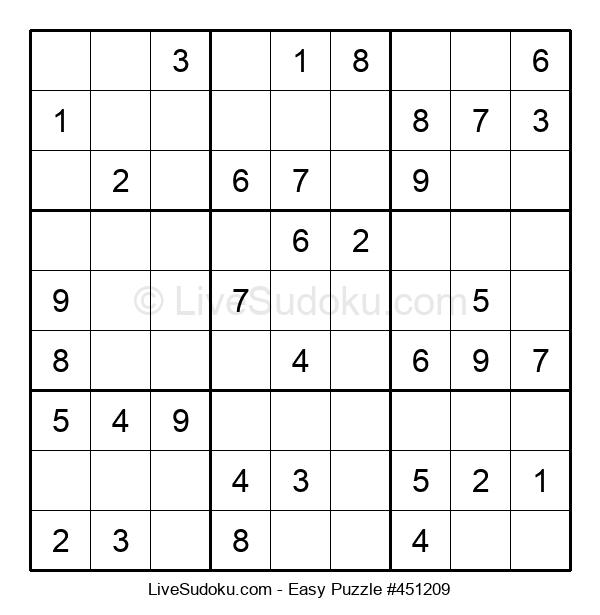Beginners Puzzle #451209