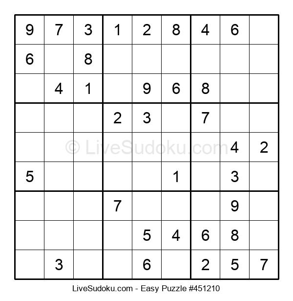 Beginners Puzzle #451210