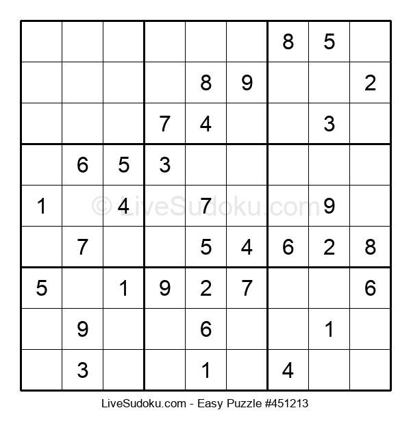 Beginners Puzzle #451213