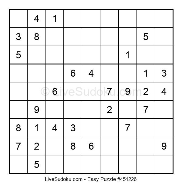 Beginners Puzzle #451226