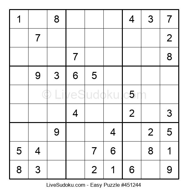 Beginners Puzzle #451244