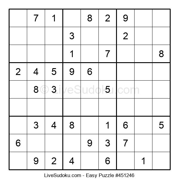 Beginners Puzzle #451246