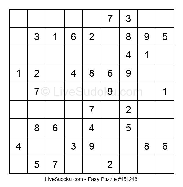 Beginners Puzzle #451248