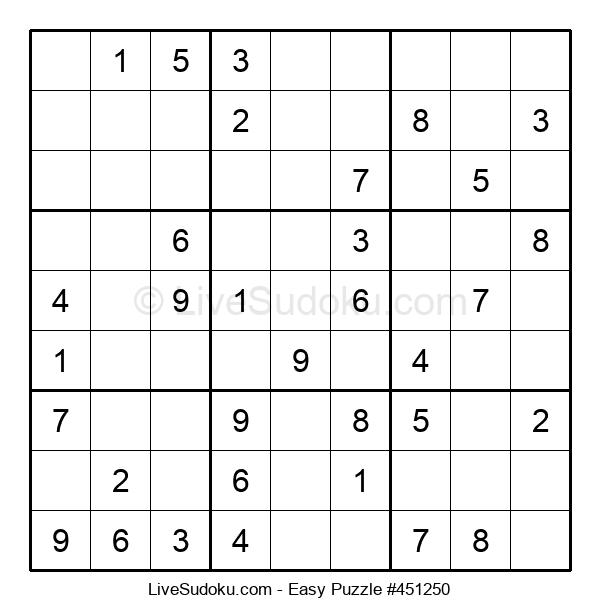 Beginners Puzzle #451250