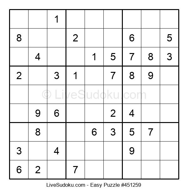 Beginners Puzzle #451259
