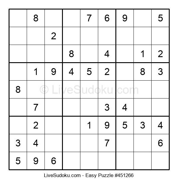 Beginners Puzzle #451266