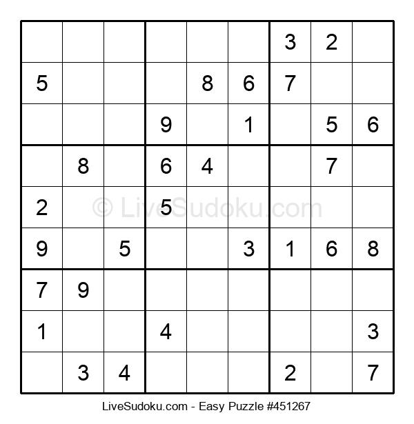 Beginners Puzzle #451267
