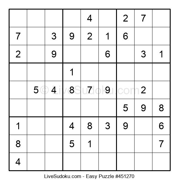 Beginners Puzzle #451270