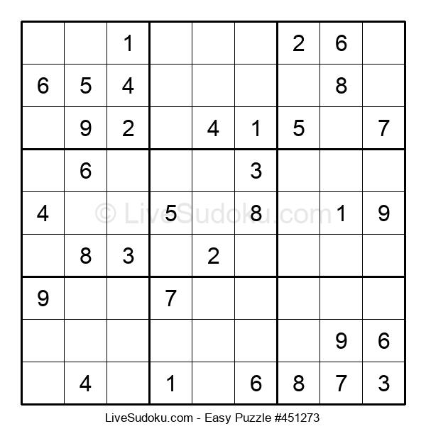 Beginners Puzzle #451273