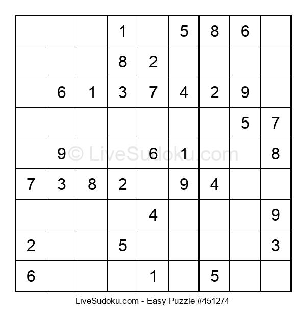 Beginners Puzzle #451274