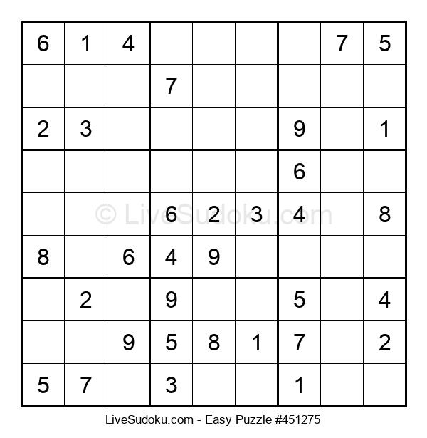 Beginners Puzzle #451275