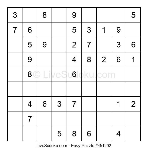 Beginners Puzzle #451292