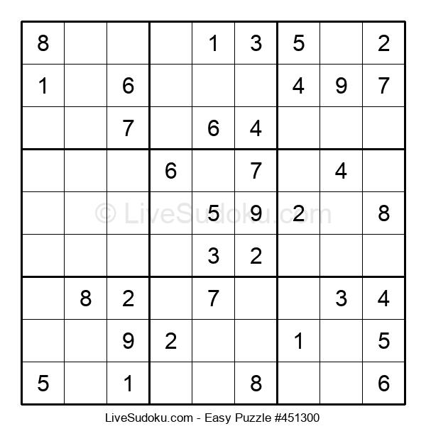 Beginners Puzzle #451300