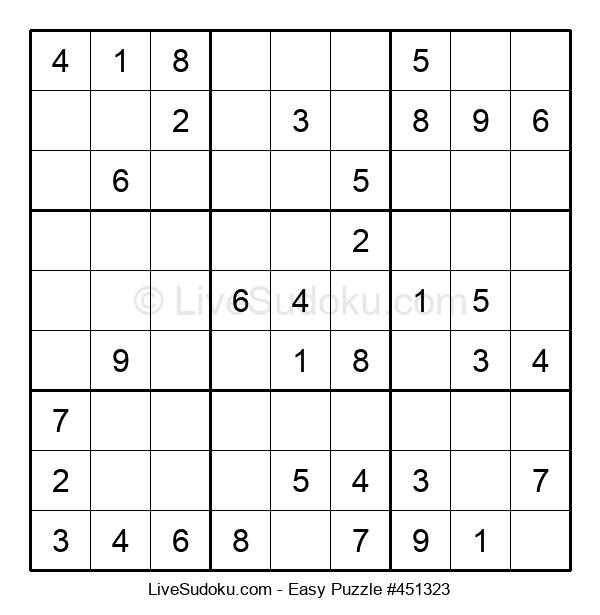 Beginners Puzzle #451323