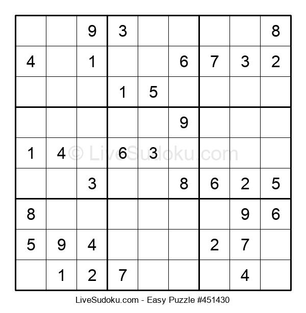 Beginners Puzzle #451430